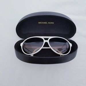 Michael Kors Santa Cruz M2732S Aviator Sunglasses